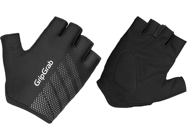 GripGrab Ride Lightweight Padded Short Finger Gloves black